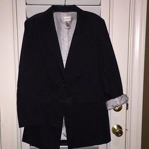 Chico's black blazer